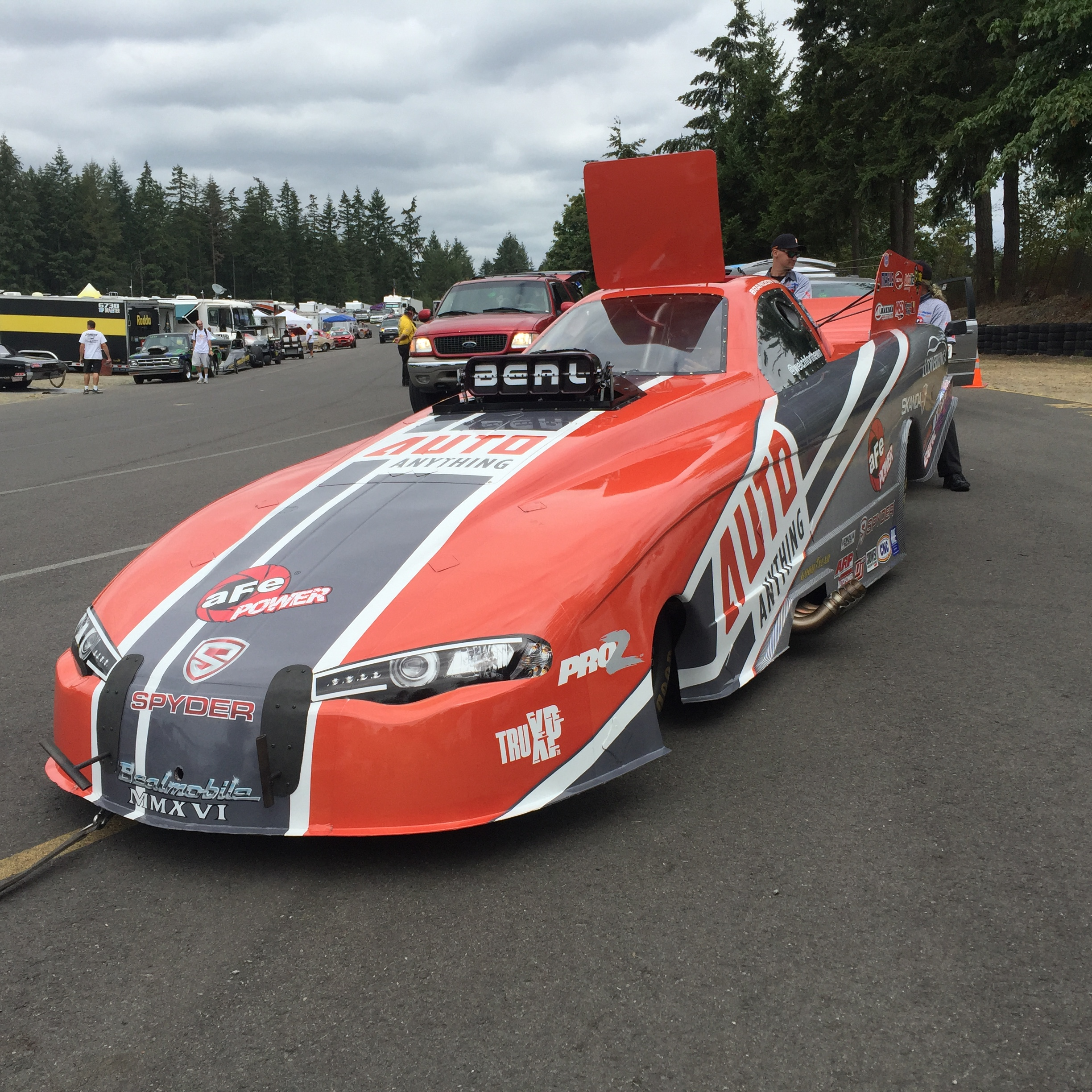 Beal Racing Seattle